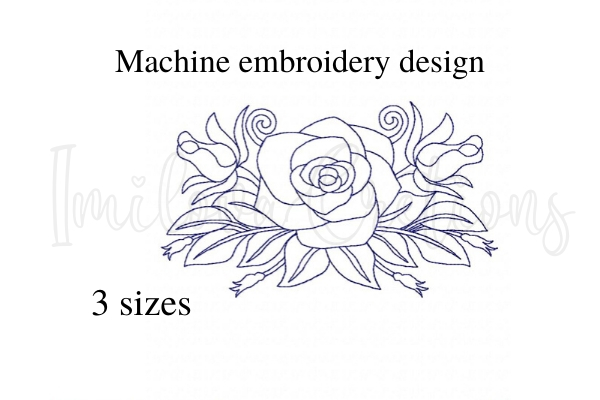 Download Free Elegant Rose Creative Fabrica for Cricut Explore, Silhouette and other cutting machines.