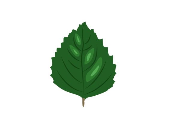 Download Free Nilam Leaf Graphic By Purplebubble Creative Fabrica for Cricut Explore, Silhouette and other cutting machines.