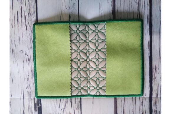 Passport Cover Sewing & Crafts Embroidery Design By ImilovaCreations - Image 6
