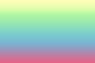 Print on Demand: Rainbow Gradient Ombre Background Graphic Backgrounds By AM Digital Designs