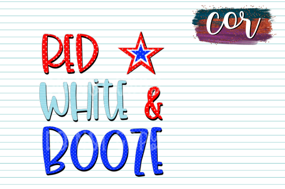 Download Free Red White Booze Graphic By Designscor Creative Fabrica for Cricut Explore, Silhouette and other cutting machines.