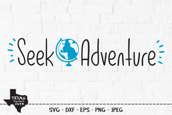 Download Free Seek Adventure Outdoor Shirt Design Graphic By for Cricut Explore, Silhouette and other cutting machines.