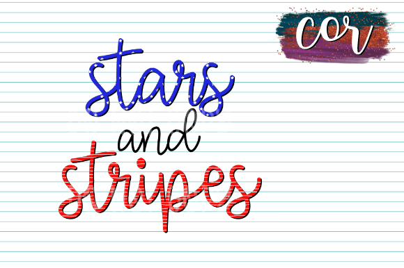 Print on Demand: Stars and Stripes Graphic Crafts By designscor
