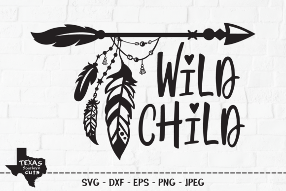Download Free Grateful Tribal Arrow Design Graphic By Texassoutherncuts for Cricut Explore, Silhouette and other cutting machines.