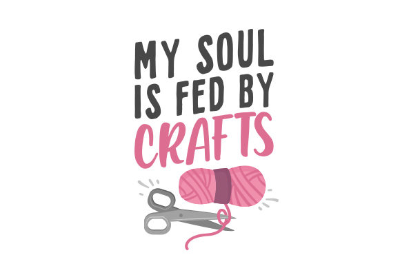 Sewing In Progress Svg Cut File By Creative Fabrica Freebies