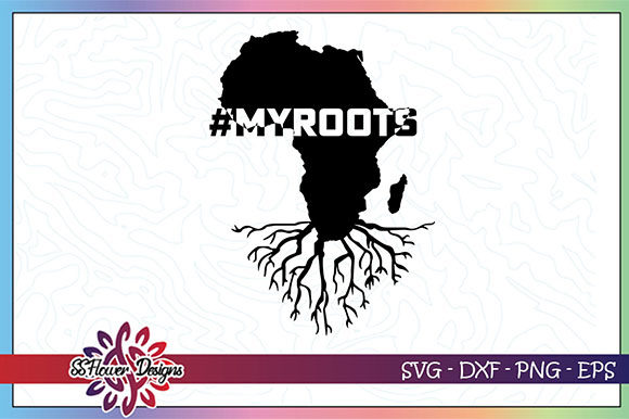 Africa Roots Graphic By Ssflower Creative Fabrica