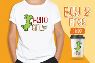 Print on Demand: Baby Dragon Display Font By brithostype 4