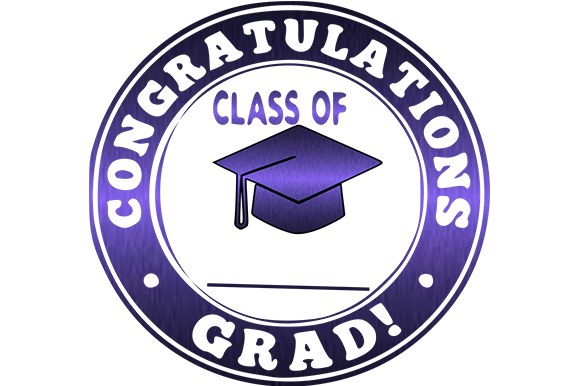 Download Free Graduation Graphic By Arts4busykids Creative Fabrica for Cricut Explore, Silhouette and other cutting machines.