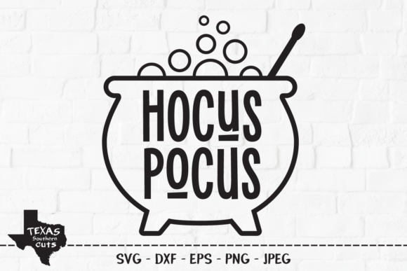 Download Free Hocus Pocus Halloween Shirt Design Graphic By for Cricut Explore, Silhouette and other cutting machines.