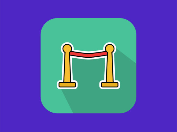 Print on Demand: Icon Queue Pole New Graphic Icons By meandmydate