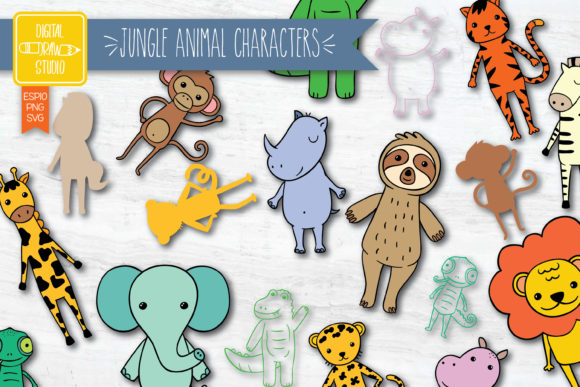 Download Free Seamless Borders Illustrator Brushes Graphic By for Cricut Explore, Silhouette and other cutting machines.