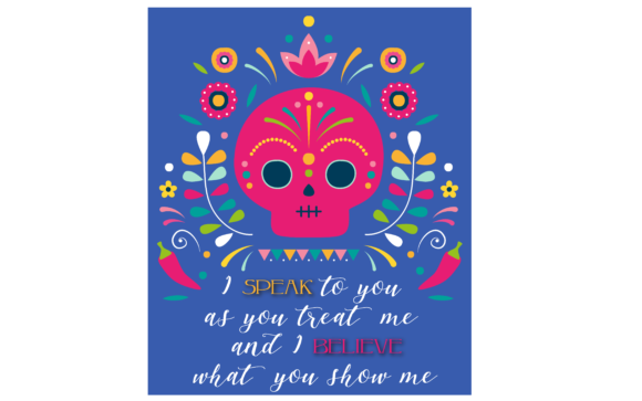 Download Free Mexico Frida Chic Quotes Graphic By Fernanda Santistevan Z Creative Fabrica for Cricut Explore, Silhouette and other cutting machines.