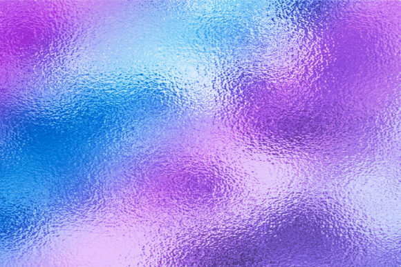 Print on Demand: Ombre Gradient Metallic Background Graphic Backgrounds By AM Digital Designs