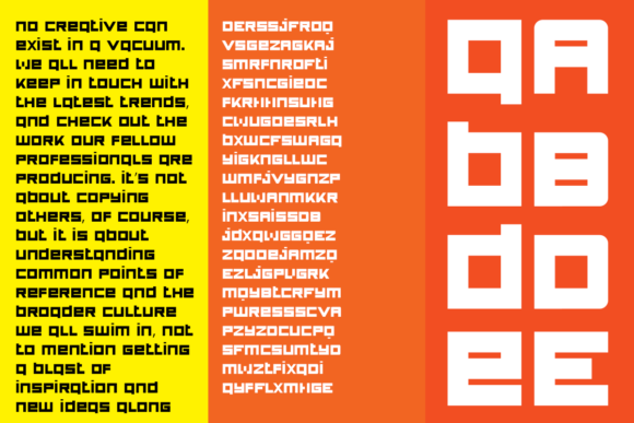 Download Free Qube Font By St3fancugabriel Creative Fabrica for Cricut Explore, Silhouette and other cutting machines.