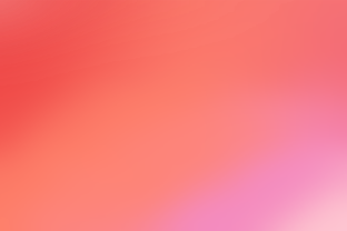 Print on Demand: Red and Pink Gradient Ombre Background Graphic Backgrounds By AM Digital Designs