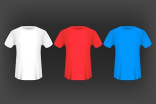 T-shirt Mock Up Graphic Product Mockups By gee-00