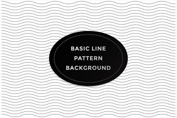 Download Free Wave Pattern Background Graphic By Griyolabs Creative Fabrica for Cricut Explore, Silhouette and other cutting machines.