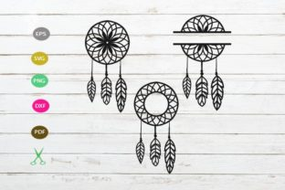 Download Free Dreamcatcher Graphic By Scmdesign Creative Fabrica for Cricut Explore, Silhouette and other cutting machines.