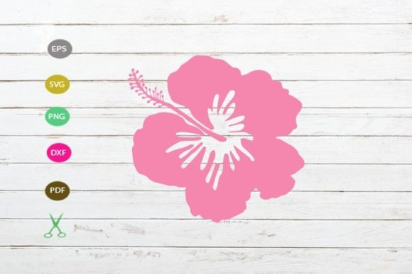 Download Free Flower Cut File Graphic By Scmdesign Creative Fabrica for Cricut Explore, Silhouette and other cutting machines.