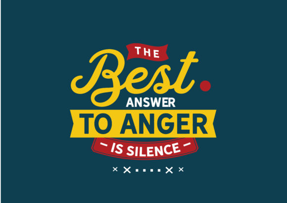 Print on Demand: To Anger is Silence Graphic Illustrations By baraeiji
