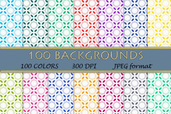 100 Shapes Clip Art 014 Graphic By Sweetdesign Creative Fabrica
