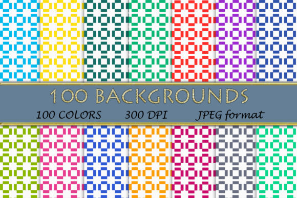 Download Free 100 Geometric Patterns 015 Graphic By Sweetdesign Creative Fabrica for Cricut Explore, Silhouette and other cutting machines.