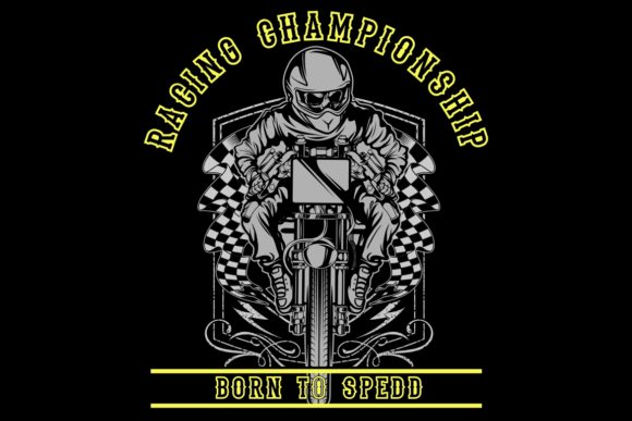 Download Free Skull Motorcycle Racing Hand Drawing Graphic By Epic Graphic for Cricut Explore, Silhouette and other cutting machines.