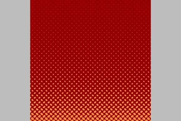 Abstract Halftone Pattern Background Graphic By Davidzydd