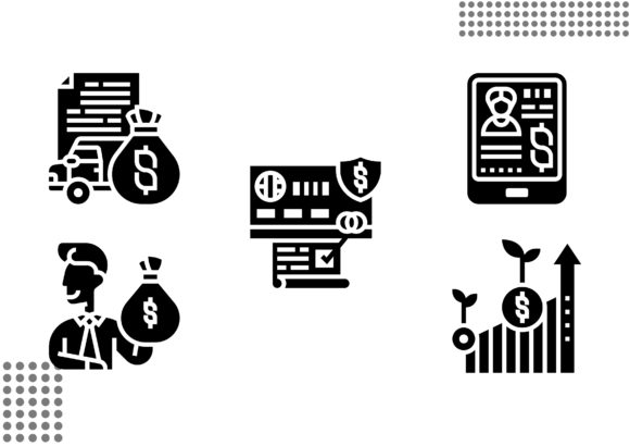 Download Free Accounting Fill Graphic By Cool Coolpkm3 Creative Fabrica for Cricut Explore, Silhouette and other cutting machines.