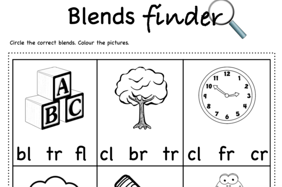 Blends Finder Graphic K By Lory_araujo