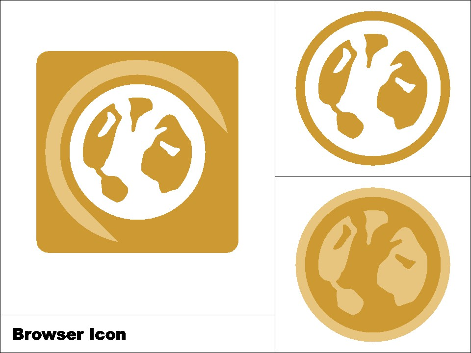 Download Free Browser Icon 3 Model Graphic By Novieart 99 Creative Fabrica for Cricut Explore, Silhouette and other cutting machines.