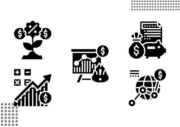 Download Free Economy Fill Graphic By Cool Coolpkm3 Creative Fabrica for Cricut Explore, Silhouette and other cutting machines.
