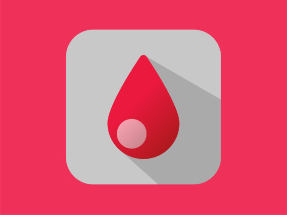 Download Free Icon Blood Modern Graphic By Meandmydate Creative Fabrica SVG Cut Files