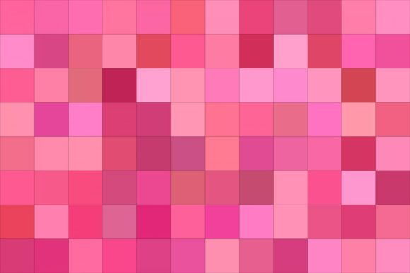 Pink Pastel Square Background Graphic Backgrounds By davidzydd