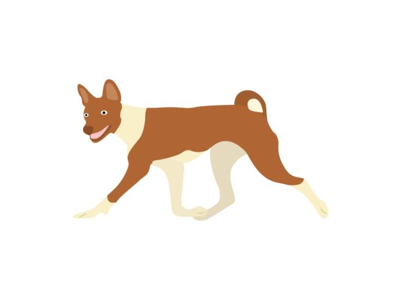 Download Free Walking Jack Russell Terrier Dog Animal Graphic By Archshape for Cricut Explore, Silhouette and other cutting machines.