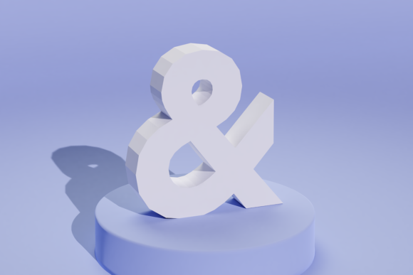 Print on Demand: 3D Alphabet & Numbers Cutting File Set Graphic 3D SVG By gentlemancrafter - Image 6