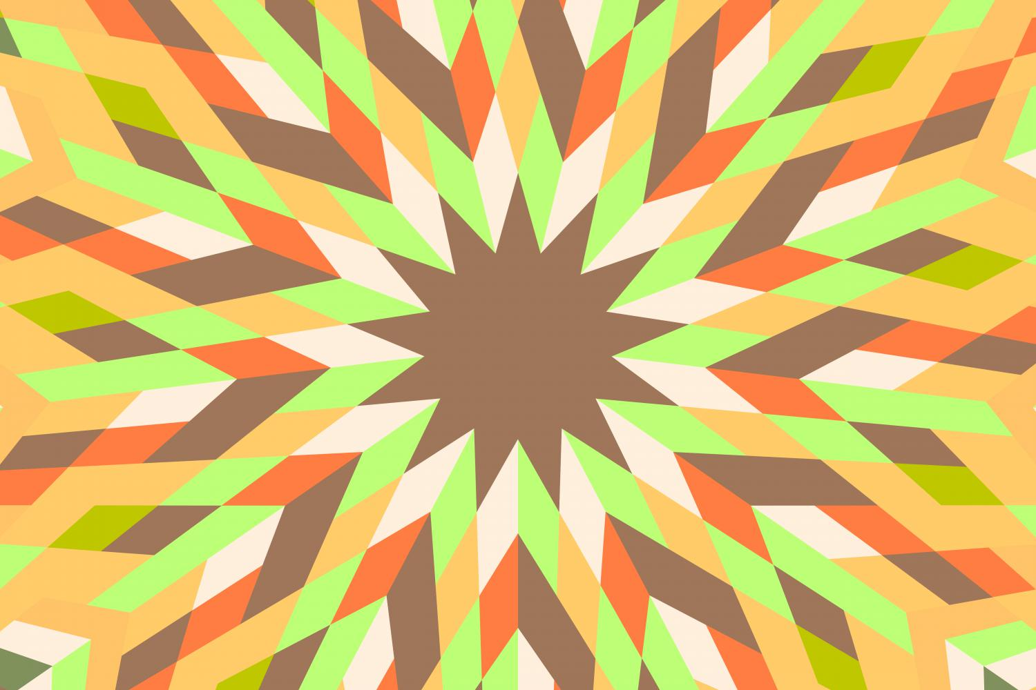 Download Free Abstract Geometrical Mosaic Background Grafik Von Davidzydd for Cricut Explore, Silhouette and other cutting machines.