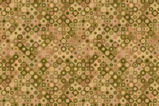 Download Free Abstract Seamless Circle Mosaic Pattern Graphic By Davidzydd for Cricut Explore, Silhouette and other cutting machines.
