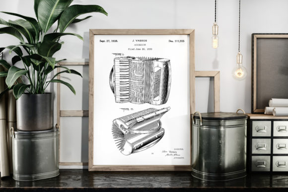 Download Free Dental Bracket Patent Drawing Art Print Graphic By Antique Pixls for Cricut Explore, Silhouette and other cutting machines.