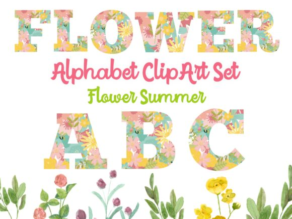 Alphabet Carrot Clipart Set Graphic By Miss Cherry Designs Creative Fabrica