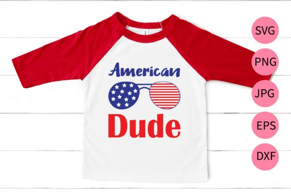 Download Free American Dude Graphic By Midasstudio Creative Fabrica for Cricut Explore, Silhouette and other cutting machines.