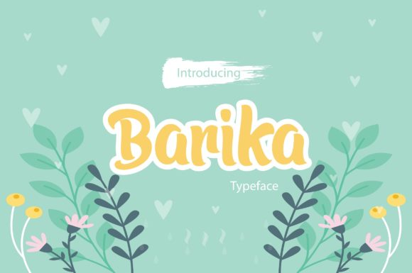 Download Free Berkahi Font By Authentic Studio Creative Fabrica for Cricut Explore, Silhouette and other cutting machines.