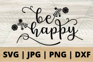 Print on Demand: Be Happy Graphic Crafts By Talia Smith