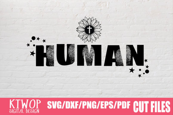 Download Free Human Graphic By Ktwop Creative Fabrica for Cricut Explore, Silhouette and other cutting machines.