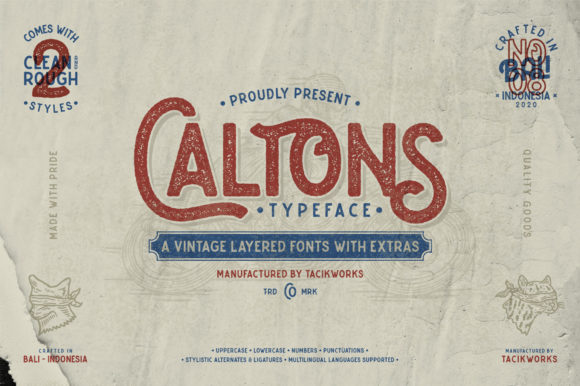 Download Free Calliope Font By Tacikworks Creative Fabrica for Cricut Explore, Silhouette and other cutting machines.