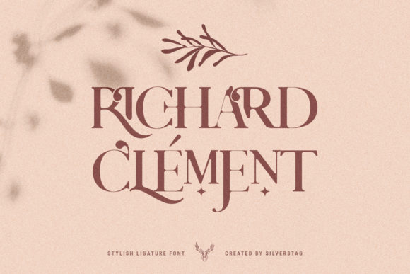 Print on Demand: Charles Serif Font By SilverStag - Image 19