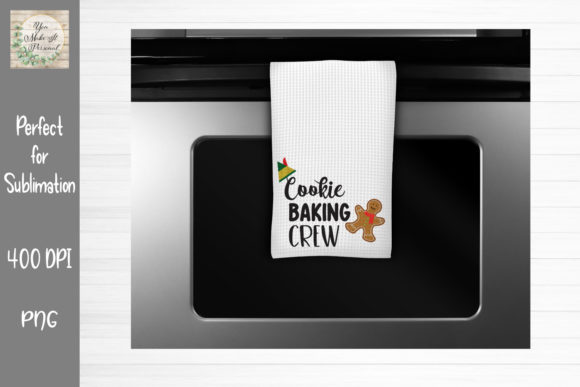 Download Free Cookie Baking And Cookie Eating Crew Graphic By You Make It for Cricut Explore, Silhouette and other cutting machines.