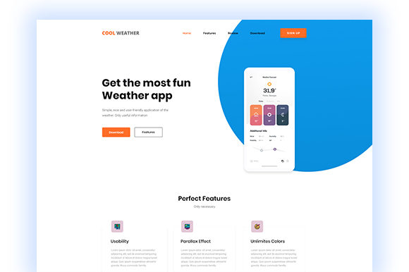 Download Free Cool Weather App Kit Graphic By Artgalaxy Creative Fabrica SVG Cut Files