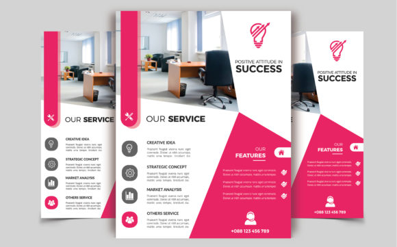 Corporate Business Flyer Template V 103 Graphic By Imagine