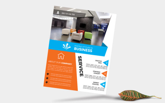 Download Free Corporate Business Flyer Template V 135 Graphic By Imagine for Cricut Explore, Silhouette and other cutting machines.